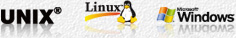 Unix,Linux,Windows